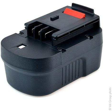Power tool battery 14.4V 1.5Ah - 499936-34,499936-35,A14,A144,A144EX,A14F,A1714,