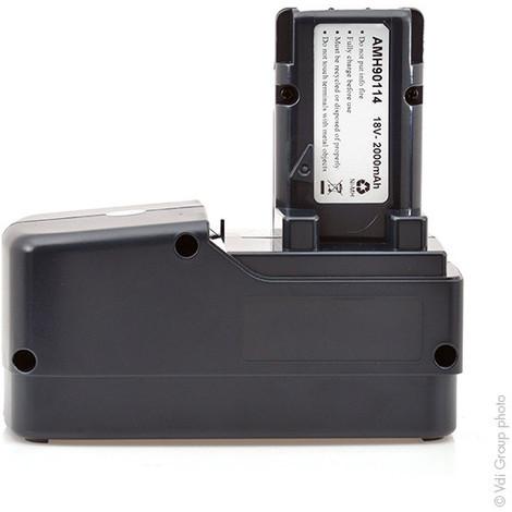 Power tool battery 18V 2Ah - AMN9043,6.31739,6.31740,6.31857