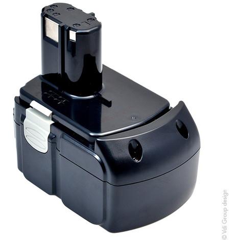 Power tool battery 18V 4Ah - BCL1815,BCL1830,BCL1840,EBM1815,EBM1830,EMB1815,EMB