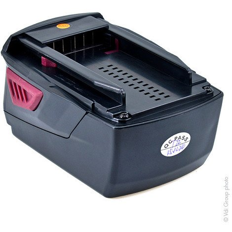 Power tool battery 21.6V 4Ah - 2007431,B18,B22,B22/3.3