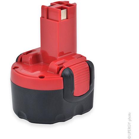 Power tool battery 9.6V 2Ah - 2607335260,2607335272,2607335439,2607335524,260733