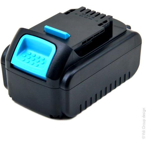 Power tool battery for DeWalt 20V / 18V 4000mAh - DCB180,DCB181,DCB200,DCB201,DC