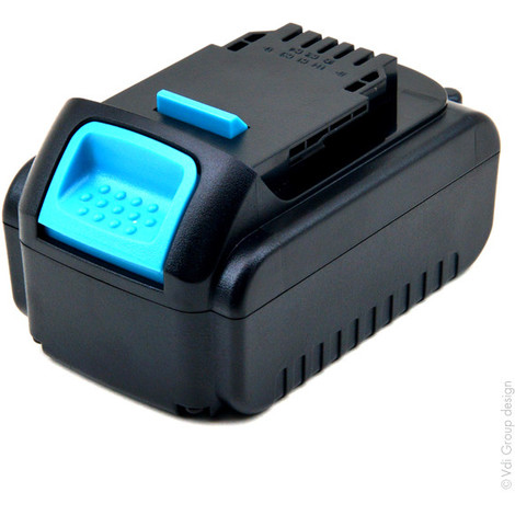 Power tool battery for DeWalt 20V 18V 4000mAh - DCB180,DCB181,DCB200,DCB201,DCB2