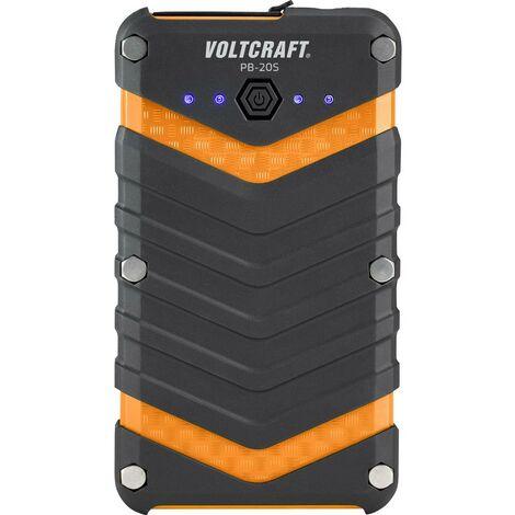 Powerbank (batterie supplémentaire) VOLTCRAFT PB PB-20S Li-Ion 20100 mAh 1 pc(s)