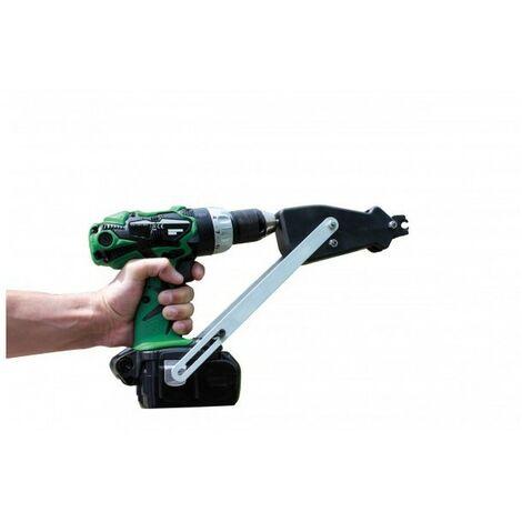POWERGRAF - Agrafeuse automatique pour omega 20/delta 22 adaptable sur visseuse/perceuse