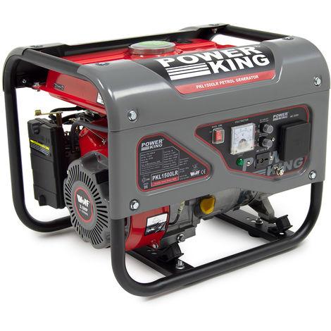 PowerKing 1100W Petrol Generator