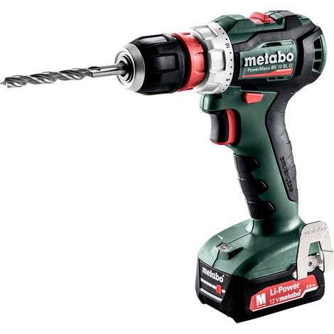 POWERMAXX BS 12 BL Q (601039500) PERCEUSE-VISSEUSE SANS FIL