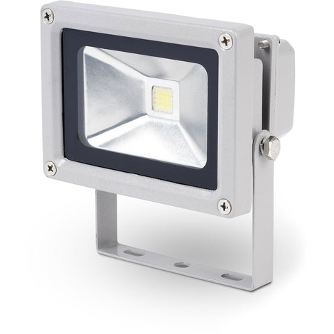 Powerplus 10w High Powered LED Luminair Floodlight POWLI220