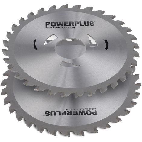 Powerplus 115mm 28T Dual Saw POWX0675A
