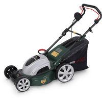 "Powerplus 18"" 1800W Electric Garden Pro Lawn Mower POWXQG7510"
