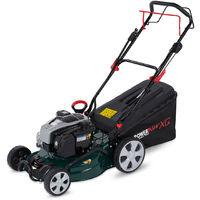 "Powerplus 18"" BRIGGS & STRATTON Electric Start Mower POWXQG7540"