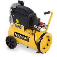Powerplus 1800w 24L Air Compressor POWX1790