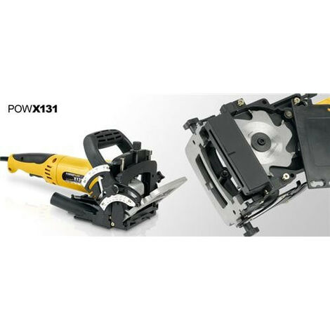 Powerplus Fraiseuse A Lamelles 900W Powx1310