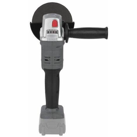 POWERPLUS Meuleuse dangle + Batterie + Chargeur 18V