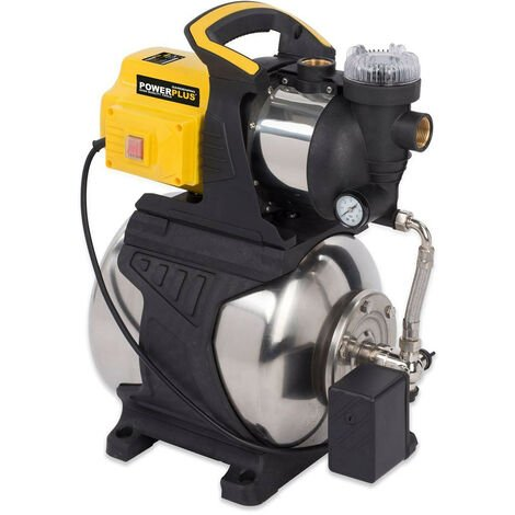 POWERPLUS Pompe / Groupe de surpression 1200W POWXG9576