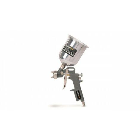 PowerPlus POWAIR0105 Pistola Pintura Por Gravedad (400Cc)