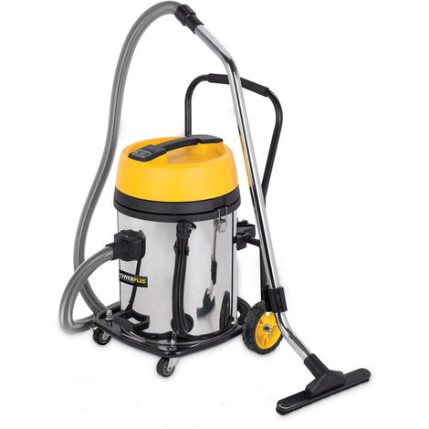 Powerplus Twin 1200W Wet / Dry Vacuum Cleaner POWX325