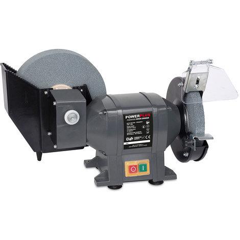 Powerplus Wet & Dry 150/200mm Bench Grinder POWE80085
