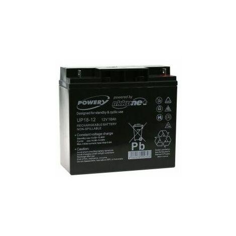 Powery Batería de GEL 12V 18Ah_v3634