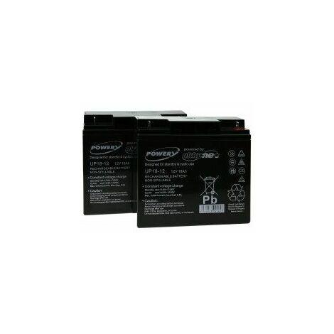 CSB Bater/ía de Reemplazo para SAI APC RBC106