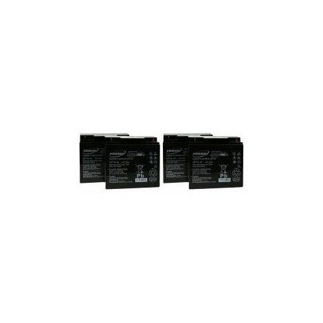 Powery Batería de GEL para SAI APC RBC11