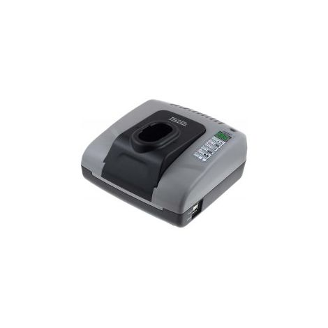 Powery Cargador de batería con USB para Bosch Taladro GSR 12VE-2