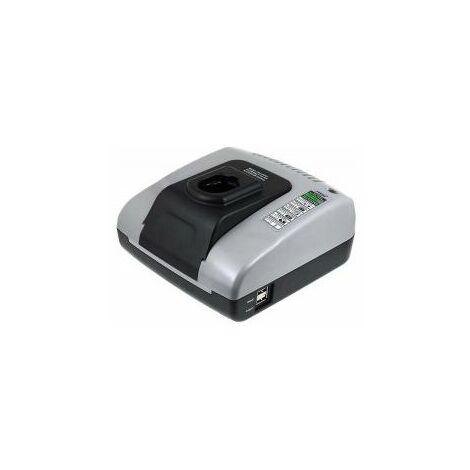 Powery Cargador de batería con USB para Dewalt Kit Combo DC2PAKA