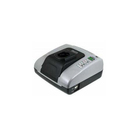 Powery Cargador de batería con USB para Würth Taladradora angular WB12-A