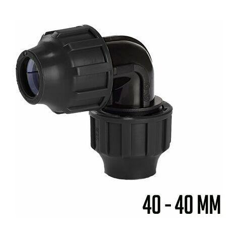PP CODO 90° - 40/40MM FSK