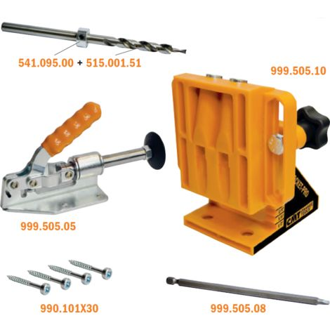 PPJ.ric POCKET-PRO JOINERY SYSTEM-SPARE PARTS