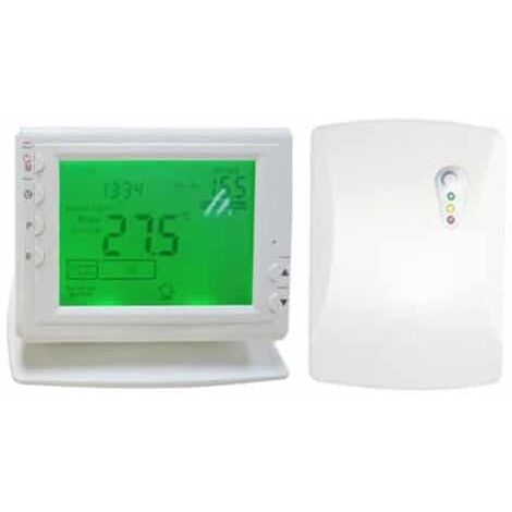 PR1 Wireless Digital Timer 24/7 And Thermostat for Electric Heating Appliances