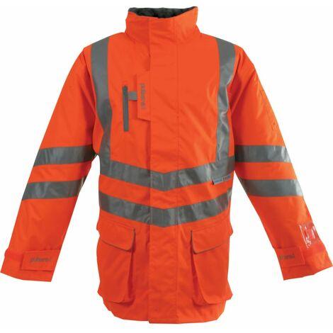 PR502 Hi-Vis Storm Coats