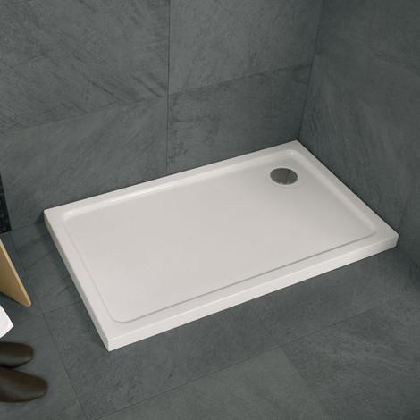 PRACTIC plato de ducha acrílico 160x80 cm