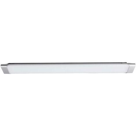 Práctico plafón LED Vinca, 90 cm