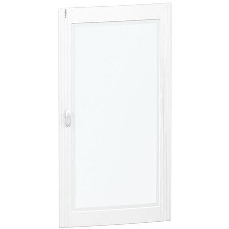 Pragma - porte transparente - pour coffret 6 x 24 modules (PRA15624)