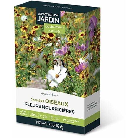 """main image of """"Prairies fleuries : j'attire les oiseaux 100 à 200 m2 jachères"""""""