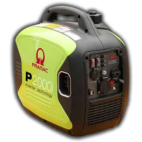 PRAMAC Groupe électrogène 2KW 230V P2000i Inverter - PF162S8I0000
