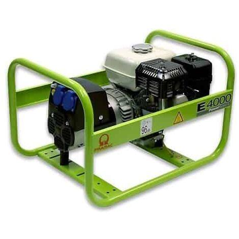 PRAMAC Groupe électrogène 3,1kW 230V E4000 - PA292SHI000