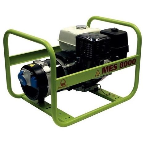 Pramac - Groupe électrogène essence 6,4kW 230V Monophasé (moteur Honda) - Mes 800