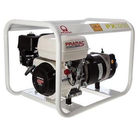 PRAMAC PX3250 2.9 KVA HONDA ENGINE GENERATOR