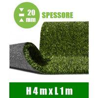 Prato Sintetico Artificiale Spessore 20 mm Italfrom