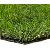Prato sintetico calpestabile finta erba tappeto manto giardino 7mm 20 mm 30 mm 40mm 50mm