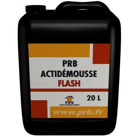 PRB Actidémousse Flash nettoyant 20L