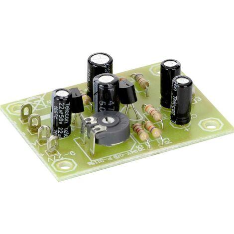 Préamplificateur (kit à monter) Conrad Components HB 195359 9 V/DC, 12 V/DC, 24 V/DC 1 pc(s)