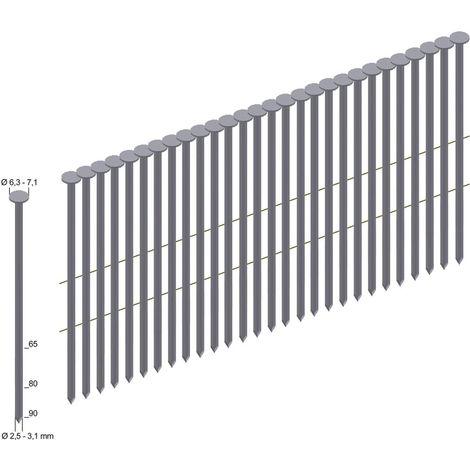 Prebena Coilnagel a 3600 Stck CNW31/90BK