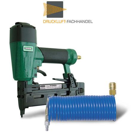 Prebena Druckluftnagler 2P-ES40SDS + Spiralschlauch