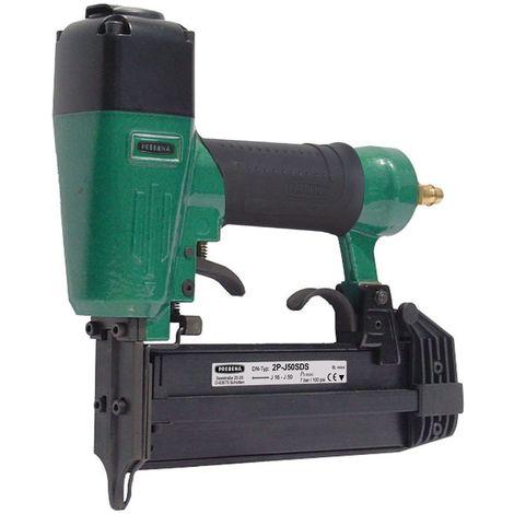 PREBENA Druckluftnagler 2P-J50SDS für Stauchkopfnägel Typ J bis 50 mm