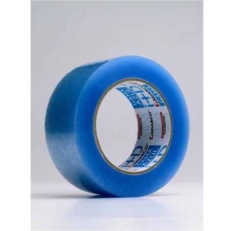 Precinto azul transparente 48mm x 132m Miarco