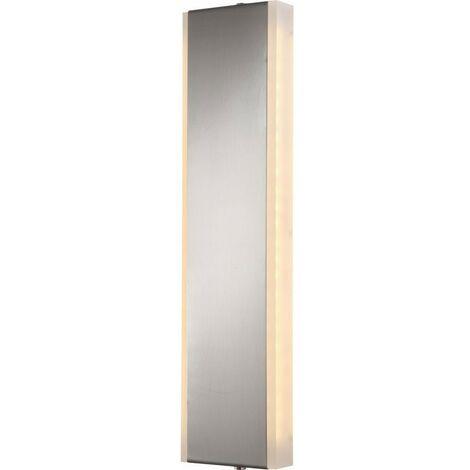 Precious 24W LED applique murale lampe cuisine verre métal EEK A Globo SIDNEY 41659