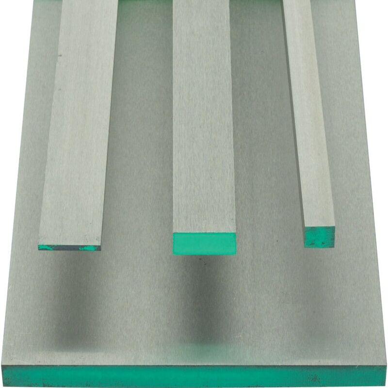 Image of 1.5MMX125MMX500MM Ground Flat Stock Gauge Plate - 01 Tool Steel - Indexa